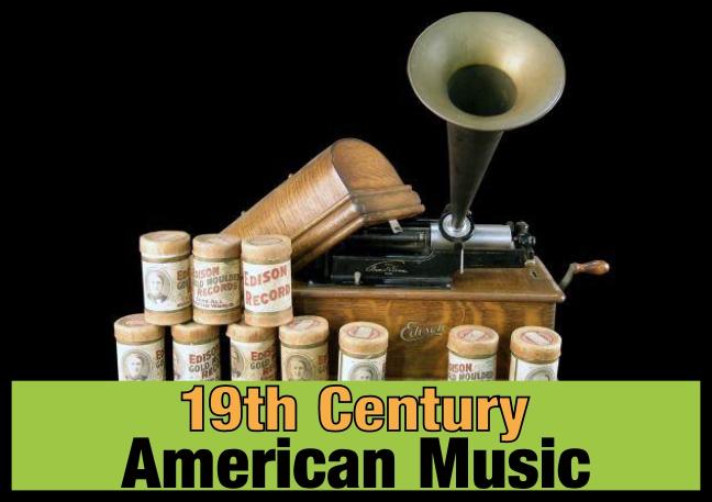 19th Century American Music Thumbnail