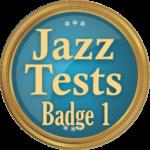 Jazz Badge 1
