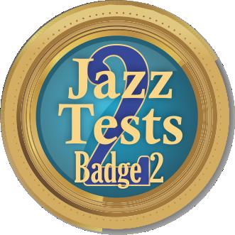 Jazz Badge 2