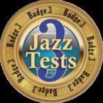 Jazz Badge 3