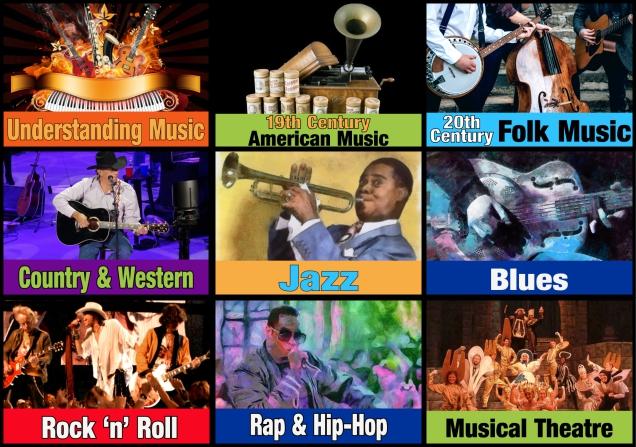 AmPopMusic Study Units