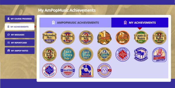 Achievement Badges 01
