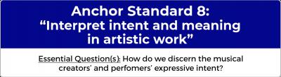 Anchor Standard 8
